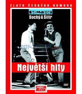 Semafor - Největší hity 1 Suchý & Šlitr DVD