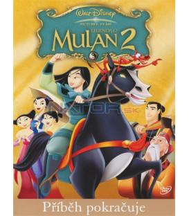 Legenda o Mulan 2 (Mulan II)