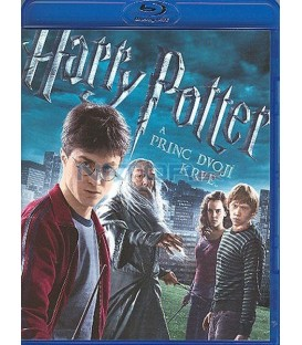 Harry Potter a Princ dvojí krve(Harry Potter and the Half-Blood Prince) 2 x Blu-ray