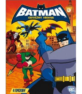 Batman: Odvážný hrdina 2.(Batman: Brave and Bold V2) DVD