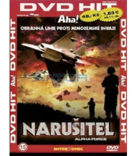 Narušitel (IF2 - Interceptor Force 2) DVD
