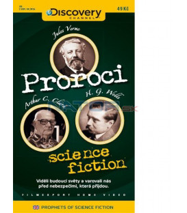 Proroci science fiction (Prophets of Science Fiction) DVD