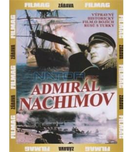 Admirál Nachimov DVD (Admiral Nakhimov) DVD