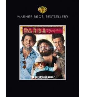 Pařba ve Vegas / Vo štvorici po opici (The Hangover) DVD