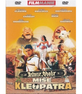 Asterix a Obelix: Mise Kleopatra (Astérix & Obélix: Mission Cléopâtre) DVD