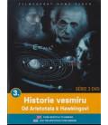 Historie vesmíru 3 - Od Aristotela k Hawkingovi (Από τον Αριστοτέλη στον Hawking / From Aristotle to Hawking) DVD