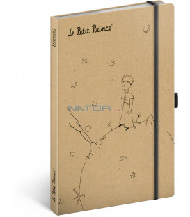 Notes Malý princ – Prince Craft, linajkovaný, 13 x 21 cm