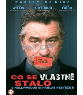 Co se Vlastne Stalo (What Just Happened)