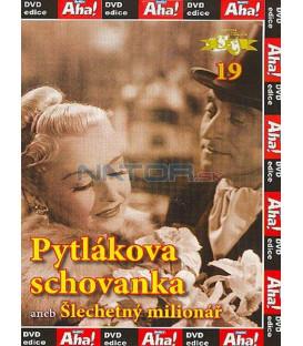 Pytlákova schovanka aneb Šlechetný milionář DVD