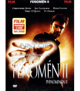 Fenomén 2 - 2003 (Phenomenon II) DVD