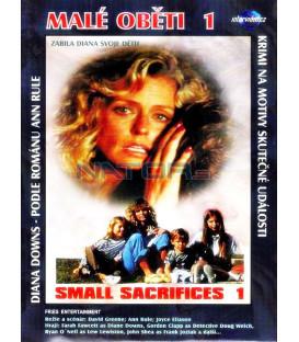 Malé oběti 1 (Small Sacrifices 1) DVD