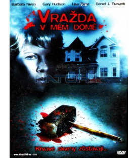 Vražda v mém domě 2006 (Murder in My House) DVD