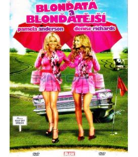 Blonďatá a blonďatější 2007 (Blonde and Blonder) DVD