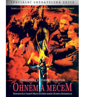 Ohněm a mečem (With Fire and Sword) DVD