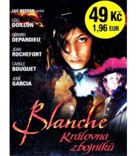 Blanche - královna zbojníků 2002 (Blanche) DVD