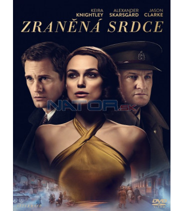 ZRANĚNÁ SRDCE 2019 (The Aftermath) DVD