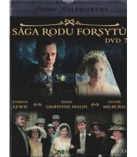 Sága rodu Forsytů - DVD 7 (The Forsyte Saga)