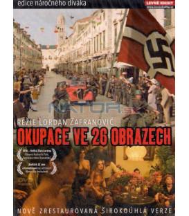 Okupace ve 26 obrazech 1978 (Okupacija u 26 slika) DVD