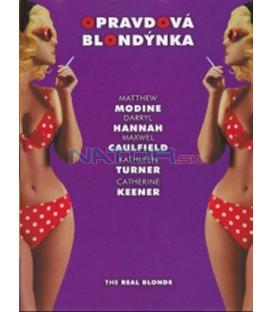 Opravdová blondýnka (The Real Blonde) DVD
