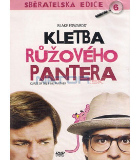 Kletba Růžového pantera 1983 (Curse of the Pink Panther)  DVD