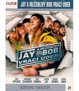 Jay a mlčenlivý Bob vrací úder 2001 (Jay and Silent Bob Strike Back) DVD