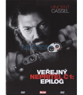 Veřejný nepřítel č. 1: Epilog (L´ Ennemi public n°1) DVD