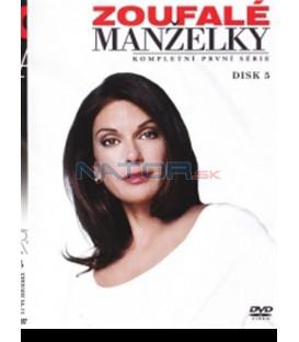 Zoufalé manželky - disk 5 (Desperate Housewives) DVD