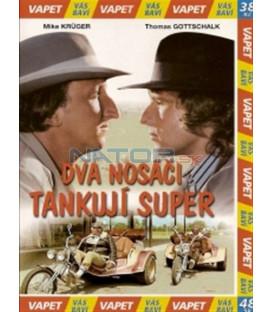 Dva nosáči tankují super (Zwei Nasen tanken Super) DVD