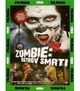 Zombie: Ostrov smrti DVD (Island of the Living Dead)