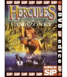 Herkules a Amazonky (Hercules and the Amazon Women) DVD