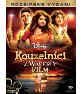 Kouzelníci z Waverly (Wizards of Waverly Place: The Movie)