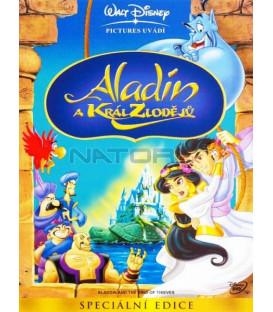 Aladin a král zlodějů S.E. SK/CZ dabing