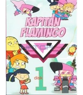 Kapitán Flamingo - disk 1(Captain Flamingo)