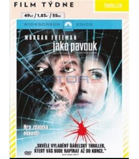Jako pavouk (Along Came a Spider) DVD