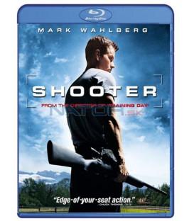 Odstřelovač (Shooter Blu-ray