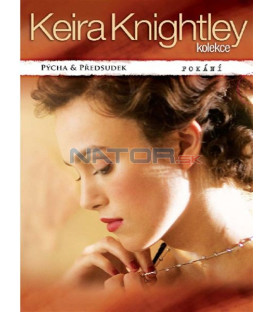 Keira Knightly: Pýcha a předsudek / Pokání ( Keira Knightly Collection )