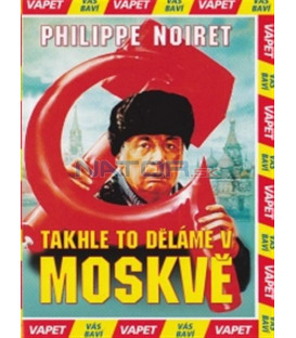 Takhle to děláme v Moskvě (Twist again à Moscou) DVD