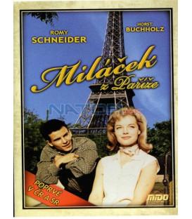 Miláček z Paříže (Monpti) DVD