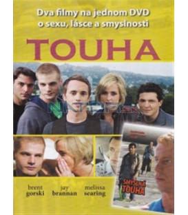 Touha + Smyslná touha (Holding Trevor + Saudade) DVD