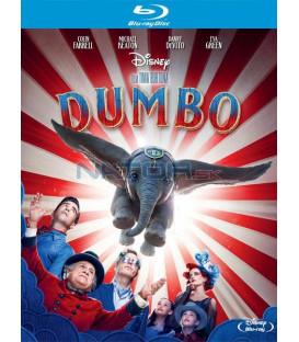 DUMBO 2019 (Hraný film 2019) Blu-ray