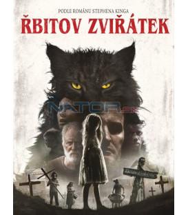 Řbitov zviřátek 2019 (Pet Sematary) DVD
