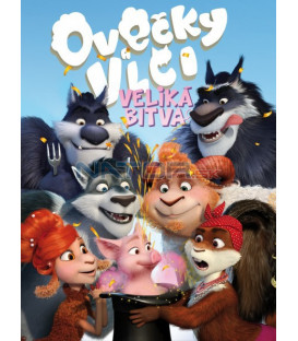 OVEČKY A VLCI: Veliká bitva 2018 (Волки и овцы: Ход свиньёй) DVD