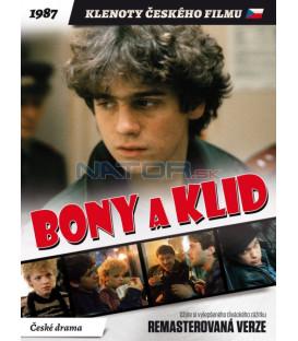 Bony a klid 1987 (remasterovaná verze) DVD