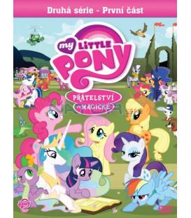My Little Pony: Přátelství je magické – 2. série, 1. část DVD