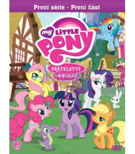 My Little Pony: Priateľstvo je magické – 1. séria, 1. časť DVD (SK OBAL)