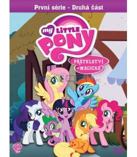 My Little Pony: Priateľstvo je magické – 1. séria, 2. časť DVD (SK OBAL)