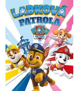 Tlapková patrola /  Labková patrola 2018 celovečerný animovaný film (Paw Patrol: Mighty Pups) DVD