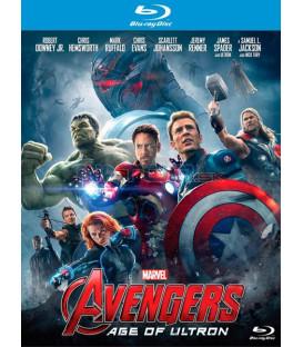 Mstitelé - Avengers 2: Vek Ultrona (Avengers: Age of Ultron) Blu-ray