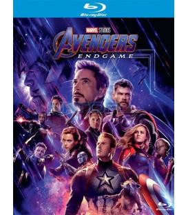 Avengers: Endgame 2019 (Avengers: Endgame)  Blu-ray (2D+bonus disk)