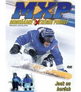 MXP - MIMOŘÁDNĚ EXTRÉMNÍ PRIMÁT (MXP: Most Xtreme Primate) DVD